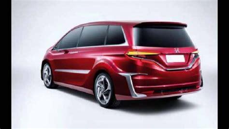 Awd Honda Odyssey by New 2018 2017 Honda Odyssey Awd Concept Car Luxury Specs