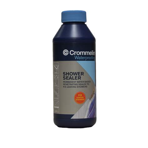 Shower Tile Sealant Spray crommelin 500ml shower sealer bunnings warehouse