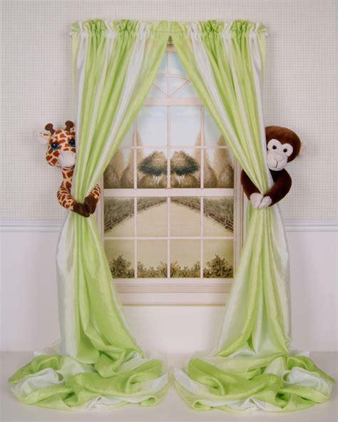 jungle curtains baby room jungle safari baby nursery modern nursery decor