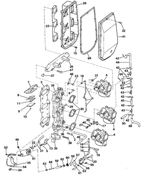 wiring diagram for 1974 70hp outboard motor wiring