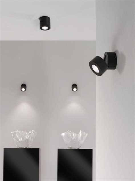 wall mounted spotlight ceiling mounted indoor led