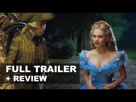 youtube film cinderella 2015 full cinderella 2015 official trailer trailer review beyond