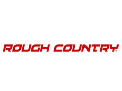 jeep country logo rough country jeep wrangler 2 5 in suspension lift kit w