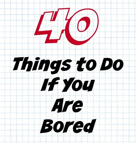 40 crafts to do when your bored