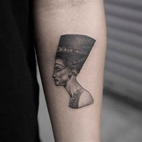 queen nefertiti tattoo best tattoo ideas gallery