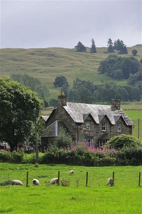 Rural Cottages Scotland by Scotland Scotland Beautiful Cottage In