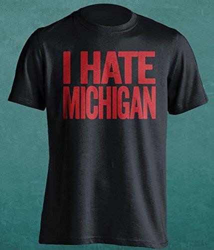 ohio state buckeye fan i michigan ohio state buckeyes fan t shirt click