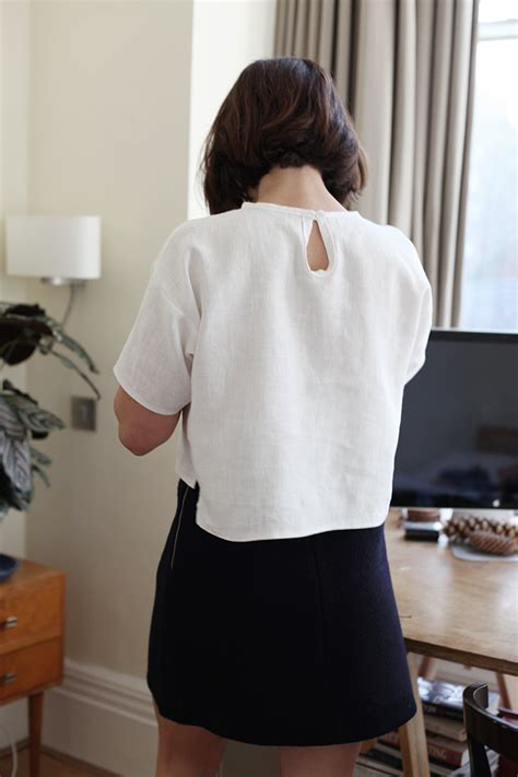 linen t shirt pattern simple linen t shirt tutorial