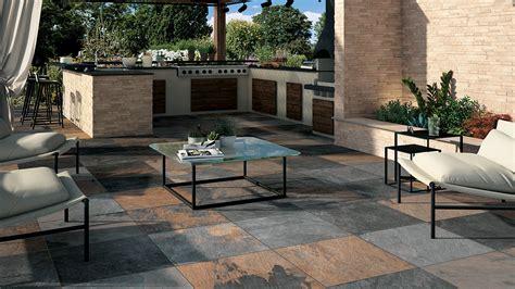 piastrelle per pavimenti esterni pavimenti e piastrelle per esterni evo 2 e mirage
