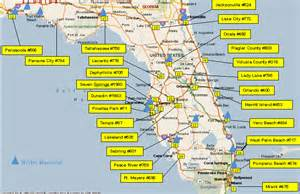Lady Lake Florida Map by Map Of Chapters And Monuments