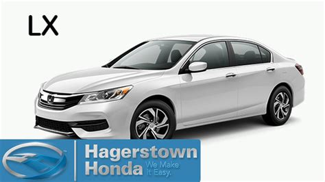 honda accord colors 2016 honda accord lx colors hagerstown honda