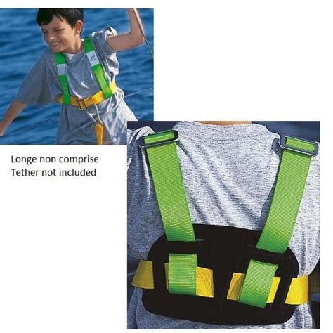 child safety harness boat child adjustable harness plastimo products