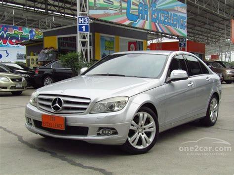 2008 Mercedes C200 mercedes c200 kompressor 2008 avantgarde 1 8 in
