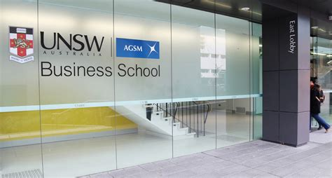 Australian Institute Of Business Mba Accreditation by Research Strengths Unsw Business School