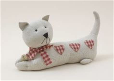free sewing pattern cat doorstop door draft door stops on pinterest 93 pins
