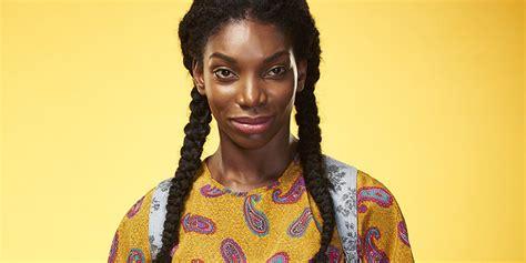 michaela coel tv series chewing gum star michaela coel begins shooting musical