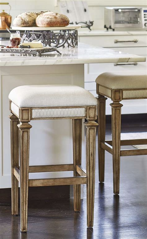 kitchen bar stools backless add an elegant and sophisticated look to your home bar