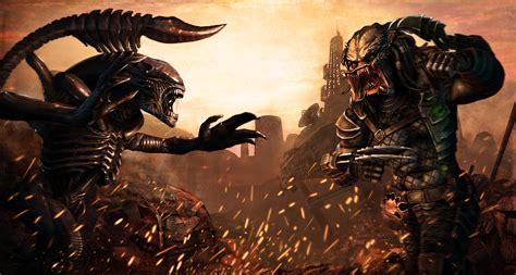 Vs Predator Warrior xenomorph vs predator warrior alien