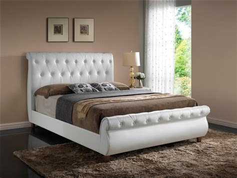 Tufted Bed With Footboard by Size Headboard And Footboard Set Designs With Sets