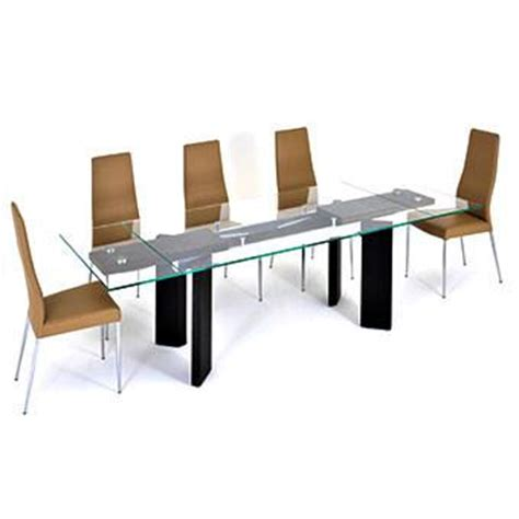 scan design dining table proton glass dining table scan design modern