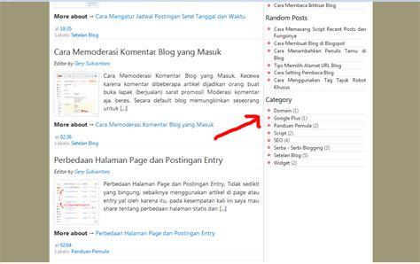 blogger artinya serba serbi widget label blogspot