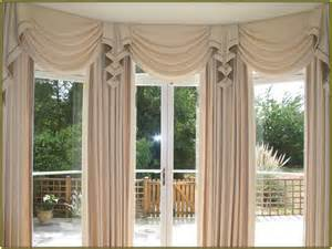 Curtain Ideas For Bow Windows bow window curved bow window curtain rod curtains home design ideas