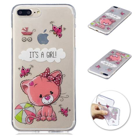 fashion cute pattern ultra thin soft tpu  case cover  iphone     ebay