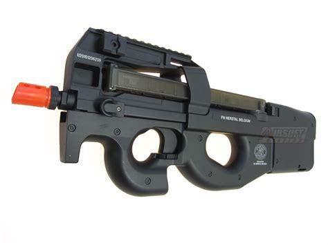 Airsoft Gun P90 Fn Herstal P90 Tr Airsoft Gun Aeg By Cybergun Refurbished