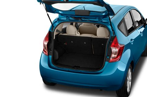 nissan note interior trunk nissan versa note reviews research used models