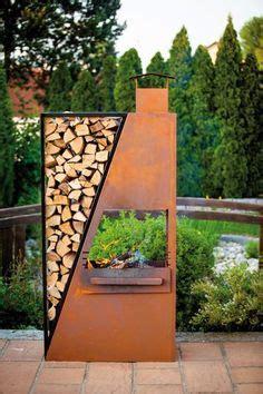 terrassen feuerstelle metall biersafe outdoor garten erdloch bier k 252 hler safe