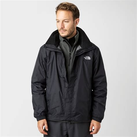 North Face Uk Gift Card - the north face men s resolve jacket buy the north face waterproof rain jackets