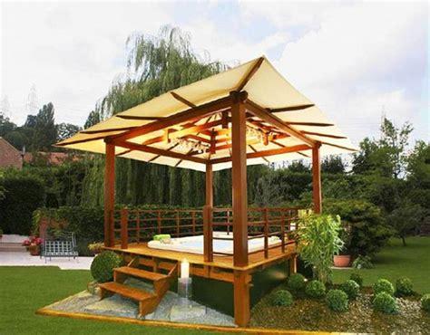 Cheapest Roof Design Gazebo O Toque De Charme Que Todo Jardim Merece