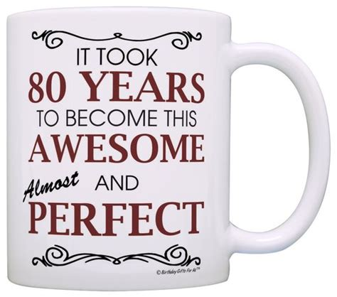 80th Birthday Gifts for Women ? 25 Best Gift Ideas   80th