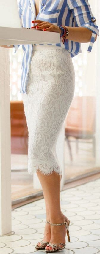 Lace Dot Set Top Skirt 23982 3020 best images about classic chic fashion for the office