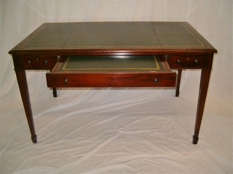 double sided georgian writing desk 242995