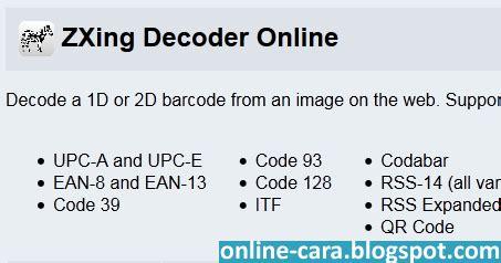 cara membuat qr code online cara membaca qr code online cara online