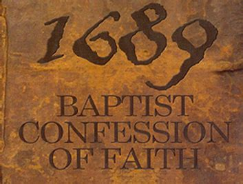 version of the 1677 1689 2nd baptist