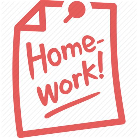 Do Home Work by Let S Talk About Homework The Mariner