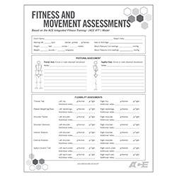 fitness amp movement assessment form
