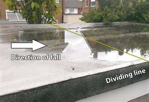 Cost Of Dormer Windows How To Join A Flat Roof Making A Joint With A Neighbour