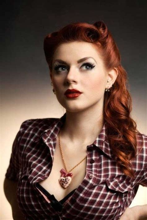 hairstyle pin ups rockabilly style hair for ladies hairstyles haircuts