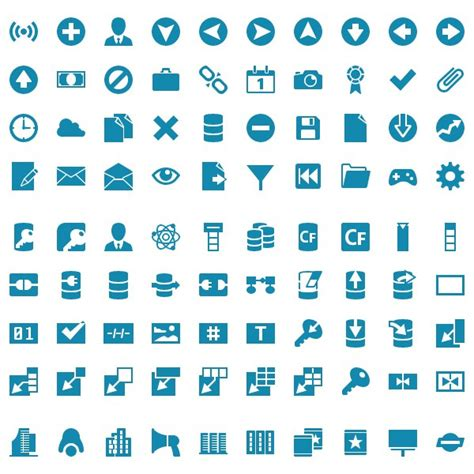 design system e font free 14 free icon fonts for web designers