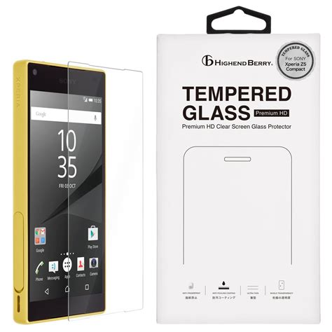 Tempered Glass Sony Xperia A4 Z4 Compact Docomo amazonで人気の日本製強化ガラス保護フィルム tempered glass の xperia z5 および