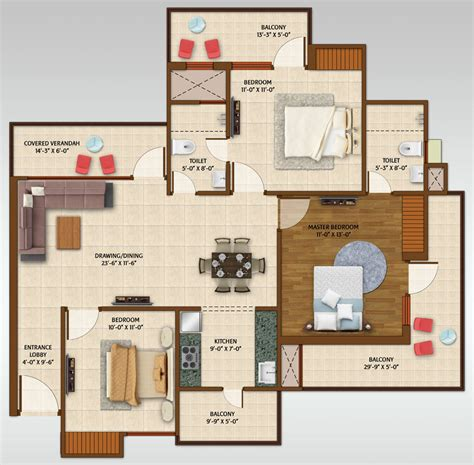 floor plan of a room 2bhk study room ace aspire floor plan ace aspire on