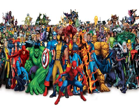 marvel comics ted sallis quot marvel comics ethnicity and race quot counter