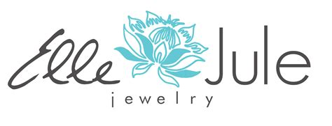 pattern logo elle jule inspired jewellery design jewelry contests