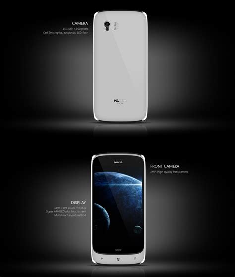 my nokia 45 nokia snow concept lumia windows phone