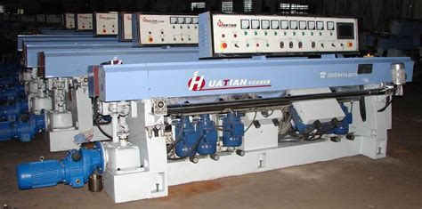 Glass Edge Polishing Machine From China Manufacturer