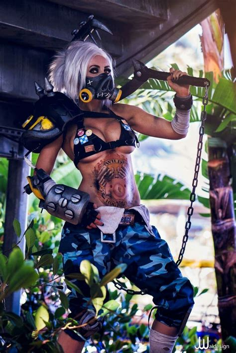 cosplayer jessica nigri country united states cosplay