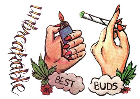 best buds tattooforaweek temporary tattoos largest